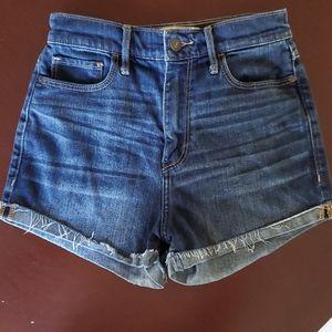 💜SALE💜 Women's Abercrombie & Fitch Denim Shorts